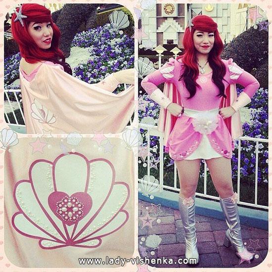 Super Ariel Halloween