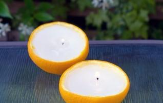 Kerzen von Moskitos