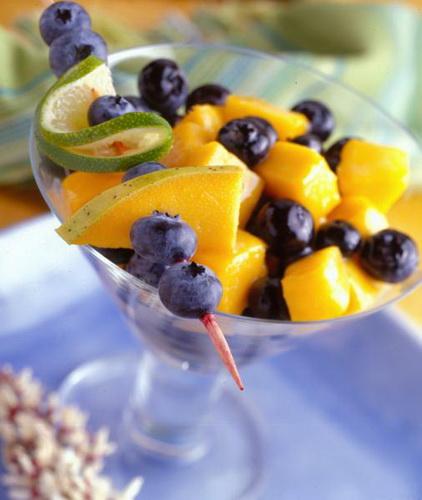 Blueberry Beeren Eigenschaften