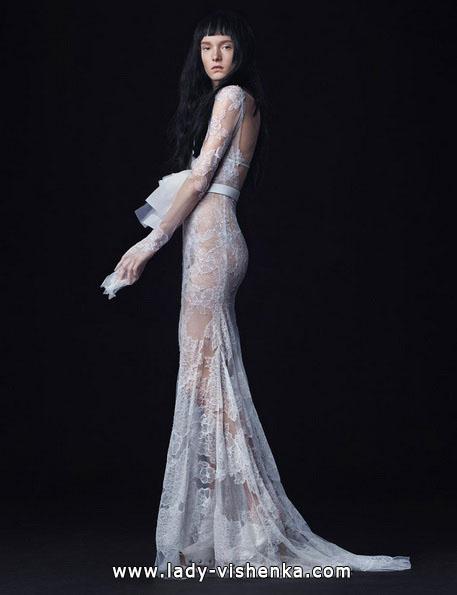 Transparent brautkleider 2016 - Vera Wang