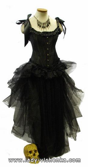 Vampir Kostüm für Halloween