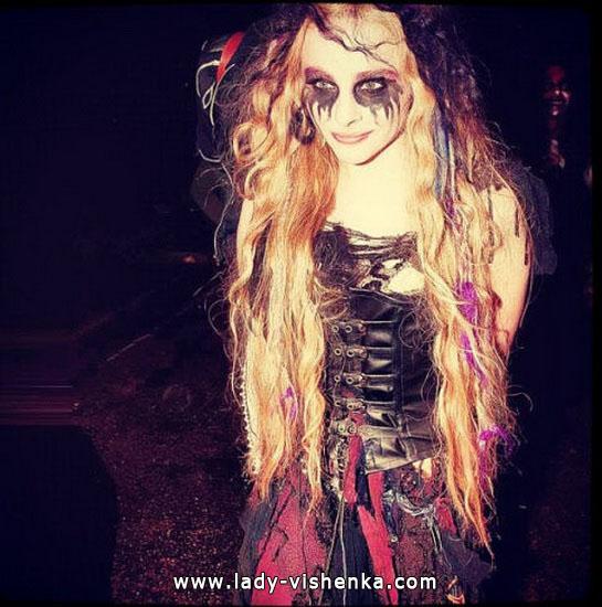 Kleid für Halloween - Vampir