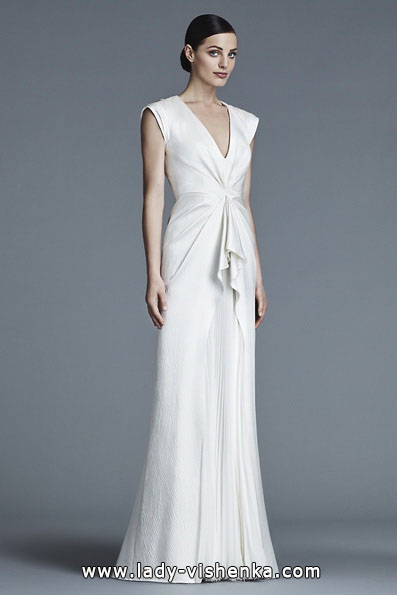 Brautkleider mit geschlossenen Schultern 2016 - J. Mendel