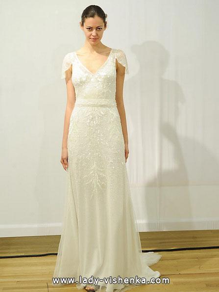 Brautkleider mit geschlossenen 2016 mit den Schultern - Rosa Clara