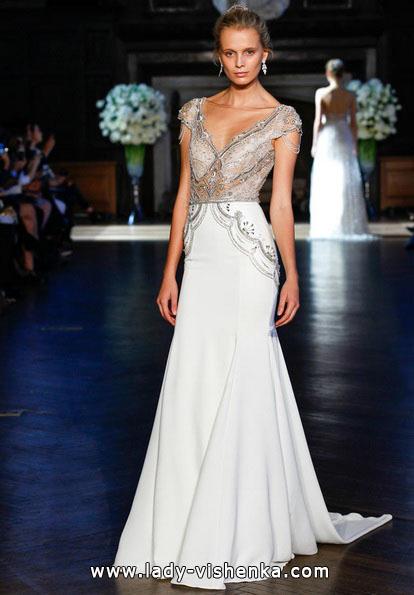 Brautkleider mit geschlossenen Schultern 2016 - Alon Livne
