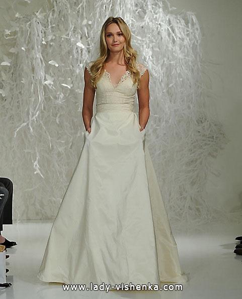Brautkleider mit geschlossenen Schultern 2016 - Watters