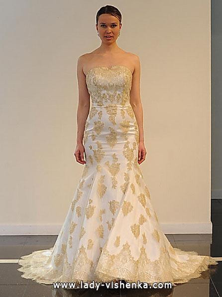 Meerjungfrau Brautkleid mit schleppe 71