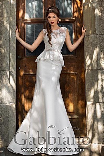 Meerjungfrau Brautkleid mit schleppe 73