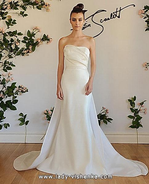 Meerjungfrau Brautkleid mit schleppe 35
