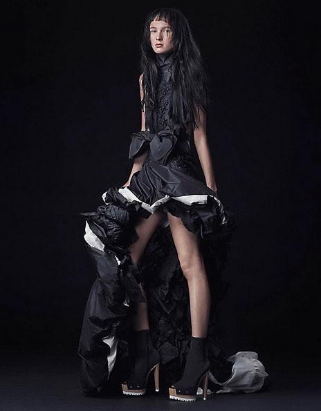 Hochzeitskleid vorne kurz - hinten lang 2016 - Vera Wang