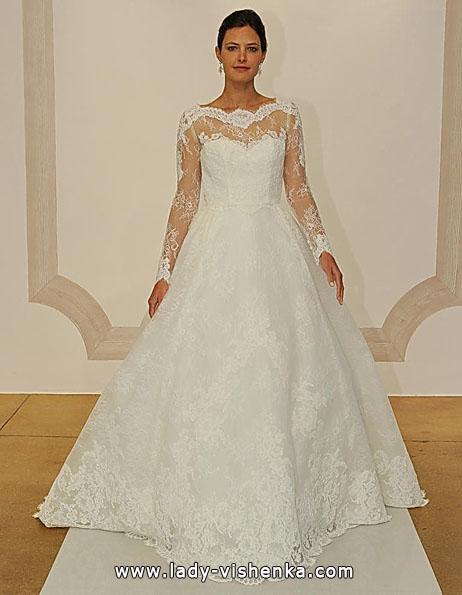 Brautkleider mit Spitzen ärmeln - Judd Waddell