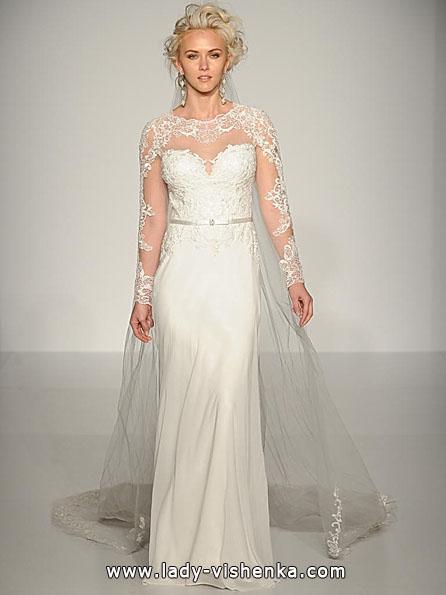 Brautkleider mit Spitzen ärmeln - Maggie Sottero