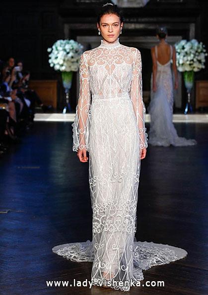 Brautkleider mit Spitzen ärmeln - Alon Livne