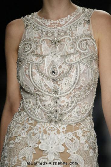 Hochzeits-Kleider mit Muster YolanCris