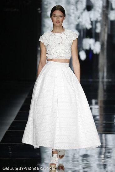 Brautkleider mit geschlossenen Schultern YolanCris