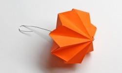 Weihnachten Spielzeug aus Papier - Diamanten