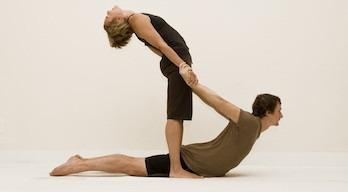 Bilder – Yoga für Paare