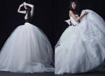 Пышные свадебные платья 2016